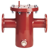 Steel Epoxy-Coated UL/FM Fire Service Strainers -- Series 7001, 7002 - Image
