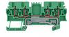 Terminal Blocks - Din Rail, Channel -- 281-3706-ND -Image
