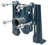 EZCarry® High Performance Water Closet Adjustable Horizontal Siphon Jet No-Hub Narrow Wall Carrier -- ZN1201-N -Image