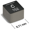 XGL6060 Series Ultra-Low Loss Shielded Power Inductors -- XGL6060-221 -Image