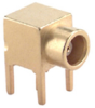 RF Coaxial Board Mount Connector -- 85MCX-50-0-16/1 -Image