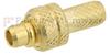 MMCX Plug (Male) Connector For RG316, RG174, RG188, 0.100 inch, LMR-100, LMR-100A, LMR-100A-FR Cable, Crimp/Solder -- SC9513 -Image