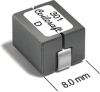 SLR1070 Series High Current Shielded Power Inductors -- SLR1070-281 -Image
