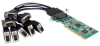 StarTech.com 8 Port Low Profile RS232 PCI Serial Card with.. -- PCI8S950LP