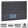 Adesso WKB-4000BB SlimTouch Bluetooth Touchpad Keyboard - Wi -- WKB-4000BB - Image