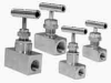 NVA Series Stainless Steel Needle Valve -- NVA25SFFH - Image