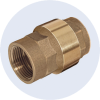 Lead Free Brass Check Valves -- 112 LF Series