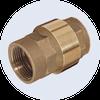 Lead Free Brass Check Valves -- 112 LF Series - Image