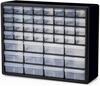 Cabinet, Plastic Storage Cabinet 44 Drawer -- 10144