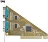 2-port RS-232 PCI Communication Card -- PCI-1604L -Image