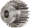 Spur Gears - American Standard -- 14 1/2 Pressure Angle -- View Larger Image