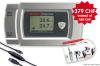 Compact Humidity Temperature Data Logger -- HygroLog HL20-SET