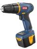 9.6V Cordless Drill/Driver Kit -- HP696