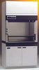Fume Hoods Protector Radioisotope Hoods  PROTECTOR RADIOISOTOPE 60 LABORATORY HOOD W/WORK SURFACE -- 1024737 - Image