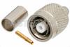 RP TNC Male Connector Crimp/Solder Attachment for RG59, RG62, RG71 -- PE4666