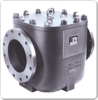Flanged Model 510 Simplex Strainer -- 8
