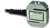 PCB L&T S-Type Load Cell, 50 lbf rated capacity, 150% of RO static overload protection, 2mV/V output, 1/4-28 UNF threads, integral 10 ft cable w/ open end, aluminum construction -- 1630-03C -- View Larger Image