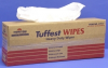 Tuffest Wipes, Solvent Cleaning, Heavy Duty Wiper -- 557