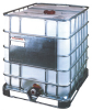"330 Gallon EcoBulk MX IBC Tank with HDPE Pallet 48"" x 40"" x 53"" -- 8900"