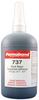 Permabond 737 Toughened Cyanoacrylate Adhesive Black 1 lb Bottle -- 737 BLACK MAGIC 1 LB BOTTLE -Image