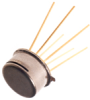 HIH-4602 Series monolithic IC humidity sensor in TO-5 can -- HIH-4602-L