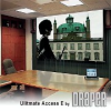 Electric Ceiling-Recessed Projection Screen -- Ultimate Access/Series E