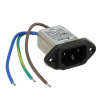 Power Entry Connectors - Inlets, Outlets, Modules -- 1144-1135-ND -Image