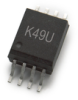 Wide Operating Temperature R²Coupler™ 20kBd Digital Optocoupler Configurable as Low Power, Low Leakage Phototransistor -- ACPL-K49U-000E
