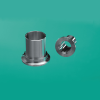 Hybrid Adapter -- Hose Adapter to ISO-QF - Stainless Steel