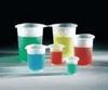 Cole-Parmer Tri-Corner Beaker, PP, 1000mL, 100/pk -- GO-06020-11