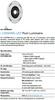 LS333ANS-LED POOL LUMINAIRE