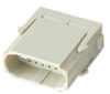 Subminiature D Plug 25 pos. Pins not included -- 78950692206-1