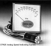 Analog Speed Indicating System -- ST-926