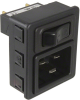Power Entry Connectors - Inlets, Outlets, Modules -- 486-2201-ND - Image