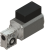 Groschopp Right Angle AC Gearmotors -- 74560