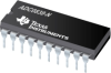 ADC0838-N 8-Bit Serial I/O A/D Converter with Multiplexer Option -- ADC0838CCN - Image