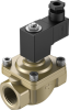 Air solenoid valve -- VZWF-B-L-M22C-G1-275-V-2AP4-6 -- View Larger Image