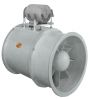 Fiberglass Belt Drive Duct Vaneaxial Fan -- 35V Series