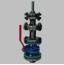 Krohne UFM 800 W + C Ultrasonic Flow Meter