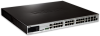 20-Port PoE Gigabit xStack Managed L2+ Stackable Switch with 4 Gigabit Combo BASE-T/SFP ports and 4 10G SFP+ ports -- DGS-3420-28PC -- View Larger Image