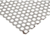 Cold Rolled Steel Perforated Sheet