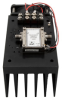 Medium Power Amplifier with Heatsink at 23 dBm P1dB Operating from 18 GHz to 40 GHz with 2.92mm -- FMAM4065F -Image