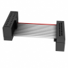 Rectangular Cable Assemblies -- FFSD-08-D-02.50-01-N-R-ND -Image