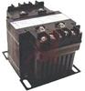 Transformer, control, pri:240/480VAC, sec:50VA, 120/240BAC, .42/.21A -- 70191719