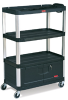 Rubbermaid® Audio - Visual Cart -- 8992 - Image