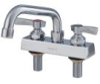Lead Free Deck Mount Bar Faucet 6 IN Swivel Spout -- 0239818 - Image