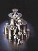 100g - 10mg Precision Weight Set Class 1, No Certificate -- 7226-1TR - Image