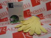 PROTECTIVE INDUSTRIAL PRODUCTS 07-K300/XS ( GLOVES KEVLAR YELLOW X-SMALL PRICE/PAIR ) -Image