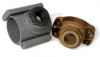 Seametrics Bronze Pipe Saddle for IP/TX81,82 - Image
