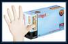 Dash Clear Vinyl Powder-Free Exam Gloves